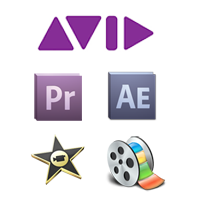 Different video editing software - Movie School Free