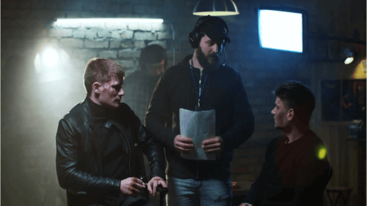 directing two actors